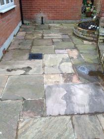 Patio Clean & Seal Ryedale image