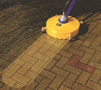 Driveway Cleaning North Yorkshire, Patio Cleaning Scarborough image
